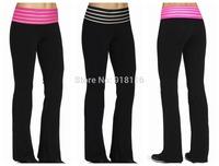 Women's Yoga Pants Elastic Waistband Retro boot cut ,  very flexibility, stretch, comfort, fashion Tight  Sport  Pant