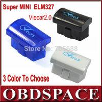 Super MINI  Viecar 2.0 MINI ELM327 Bluetooth  OBD2 diagnositc scanner tool  for Android system