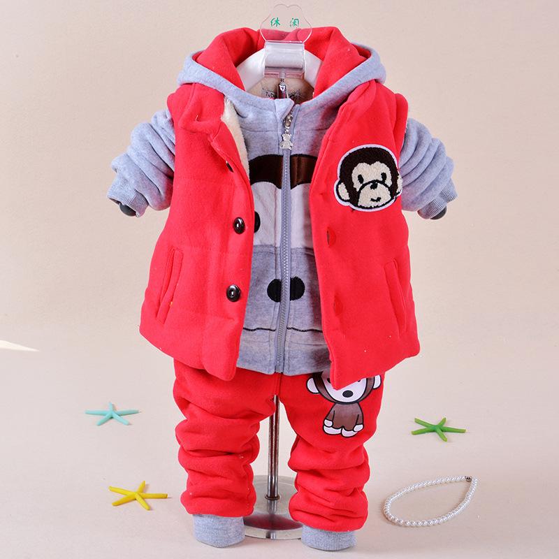 baby Jungen Mädchen gefroren kleidung legt kinder neue Winter 2014 fashion unisex kleidung legt kinder großhandel kleidung