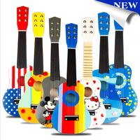 Children Toys Guitar Strings Type Kids Guitar Musical Instruments Early Education Ukulele Christmas gift