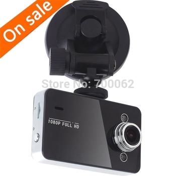 Видеорегистратор K6000 Novatek FHD 1920x1080 P 2,7 дюймов оригинальный G сенсор