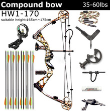 2014 HW1-170 New Hunting bow&arrow set,  hunting bow,bow and arrow set, archery set,compound bow  arco e flecha