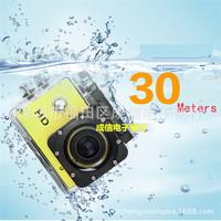 No.1 brand SJ4000 monopod HD GoPro Camera Style Extreme Sport DV Action Camera Diving 30M Waterproof go pro SJCAM style