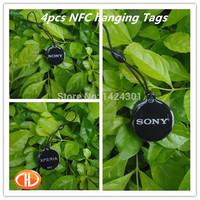 Карта контроля доступа ZXHC NFC 13,56 NTAG203 Cosesive RFID HC152