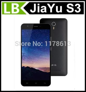 "Jiayu S3 FDD LTE 4 г WCDMA смартфон MT6752 Octa ядро 1.7 ГГц 2 ГБ 3 г оперативной памяти 5.5 "" 1920 * 1080 Gorilla Glass две сим-карты андроид 4.4"