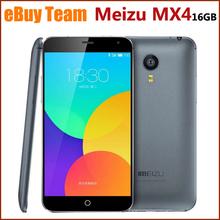 Original Meizu MX4 Pro 4G LTE Mobile Phone MTK6595 Octa core 5.36″ 1920×1152 2GB RAM 16GB ROM 20.7MP 3100mAh Flyme 4.1