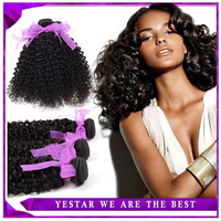 Cheap Brazilian Kinky Curly Virgin Hair 6A Unprocessed Brazilian Afro Kinky Curly Hair 1Pcs Lot 100% Remy Human Hair Extensions