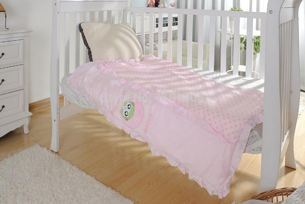 Popular G King Silk Mulberry Silk Ventilation Kindergarten Children Multi role Embrpidered Baby Quilt Comforter Blanket