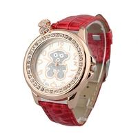 Casual Watch Teddy Bear Wristwatches Man Women Quartz Watch Women Dress Watch Women's Fashion Watches Relogio Atmos Clock Reloj