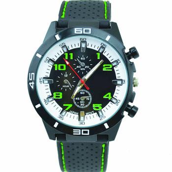 Новые мужские спортивные часы черный каучуковый ремешок наручные часы цвет наберите люксовый бренд часы relojes marca relogio masculino