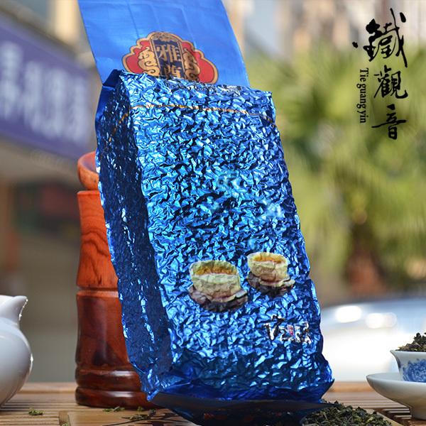 Anxi TieGuanYin Tea Green Tea 250g bags Chinese Health Original Ecology Oolong Tea Refreshing 250g GradeAAA