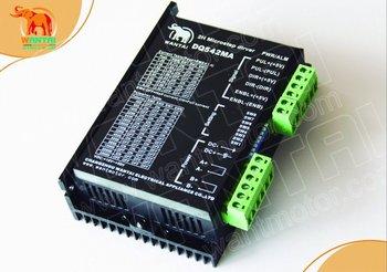 Cnc 4.2A 50VDC,128 microstep 2ph digital  hybrid Micro stepper / stepping motor controller of wantai