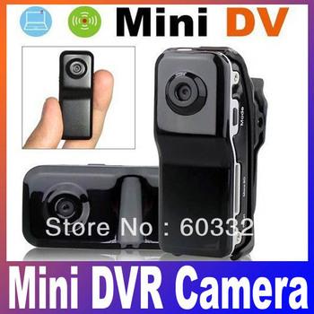 Free shipping Fashion Mini DV Camcorder DVR MD80 Sports Video Camera