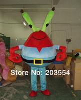 Mr Krabs  or Crabs Mascot Costume  Halloween Goat Costume Christmas Goat Costume C