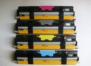 HOT !! compatible Konica Minolta 1600W color toner cartridge  1600W/1650EN/1680/1690 ,  AOV301H,AOV30GH,AOV30AH,AOV305H 4pcs/Lot