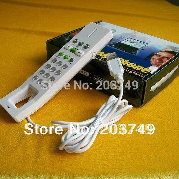 usb voip skype phone dialing from handset keypad support skype and x-lite eyebeam sipgate adjust volume mute(China (Mainland))