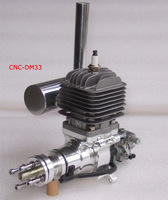 CNC-DM33 R/C Plane Model Engine