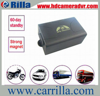 Free Shipping Portable cheap car gps tracker(60 days standby&strong magnet)  (RAG104)