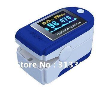 Free shipping 50D OLED Fingertip Finger Pulse-Ox Oximeter Blood Oxygen Spo2 monitor