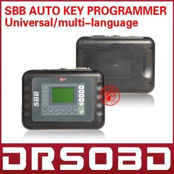 [DRSOBD]2014 Newest version auto key programmer silica V33 sbb key programmer free shipping