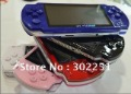 8GB 4.3inch PMP Handheld Game Player MP4 MP5 Game Player With Camera+TV out+FM+more than 100 games free shipping