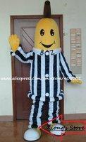 banana in pyjamas costume/banana mascot costume