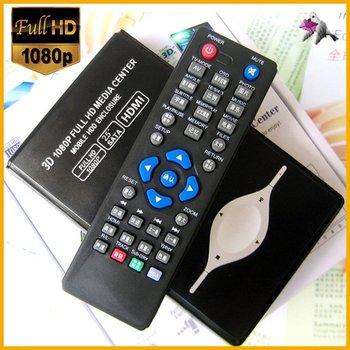 "1080P 2.5"" Full HD HDD Media Player - RM MKV H.264 SD USB HD - sample"