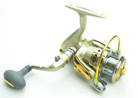 Free shipping 1pcs A2- WGF-12  11BB+1RB 5.1:1 Fishing Reels spinning reel lure Tackle