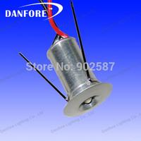 Free Shiping 15pcs/Lot  new product 1W Mini LED Star light, led cabinet light, mini led downlight