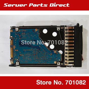 507772-B21 1TB 3G SATA 7.2K LFF Non-hot Plug Hard drive, Retail, 1yr Warranty