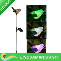 Solar adornment landscape lamp/Solar Garden Lamp/Solar Lawn Lamp Flower Light bird 2V/20mA