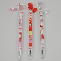 Cute and Beuatiful Hello Kitty with Pendant Propelling Pencil / Mechanical Pencil 0.5mm