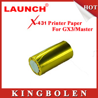 Top-rated 100% Original Printing Paper For Launch X431 GX3/Master 4pcs/Lot Free Shipping