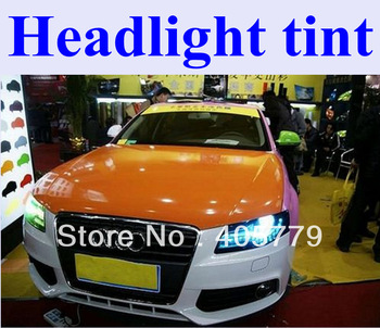 Head light Fog light overlay film Vinyl Film Tint Overlay TAIL LIGHT FILM COVERS A8792