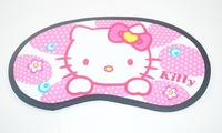 Cartoon Hello Kitty Blindfold Relaxation Sleep Eye Mask