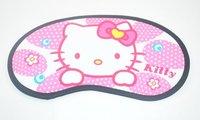 Cartoon Hello Kitty Blindfold Relaxation Sleep Eye Mask
