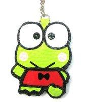 Frog Cute cartoon Bag keyring, keychains Promotion gift toy Sampl