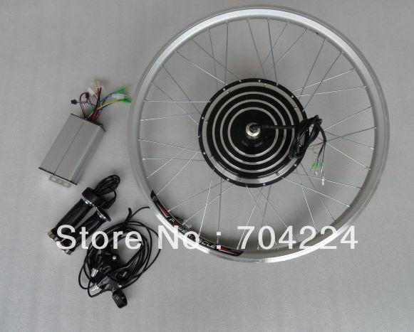 48v 1000w ebike brushless hub motor kit(China (Mainland))