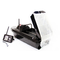 2013 Newest JABO-2BL-10 Remote Control Bait Boat w/  Fish Finder And Lipo Battery -Upgrade Eiditon JABO-2B JABO-2BS Jabo 2B 2BS