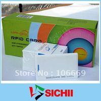 Free Shipping Mango 1.8mm EM Thick Card/ ID Card/ RFID HF 125Khz MANGO/ Time Attendance ID card