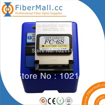 Sumitomo Fiber Cleaver FC-6S/Orinal imort from Japan/fiber optic fusion splicer cleaver