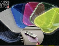 Sticky pad, auto mobile GPS pad, PDA mat, cell phone mat 10pcs/lot