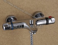 Thermostatic shower faucet ,stable temperature shower faucet,promotion,free shipping