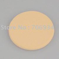50pcs/lot Soft Make Up Songe Face Powder Puff Facial Face Sponge Makeup Cosmentix Powder Puff Color SBR 58*7mm