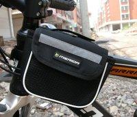 Cycling Bicycle Bag Bike Frame Front Tube Bag black MERIDA