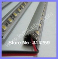 LED Lighting Bar SMD 5050 72 LEDs/1.0m V-Type Aluminum non Waterproof DC12V