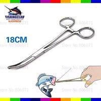 NEW Dental Hemostat,stainless steel scissors,Needle holder, gear plier fishing tackle tools ZXQ01  mixed