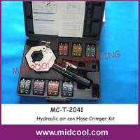 MC-T-2041 Hydraulic air con Hose Crimper Kit