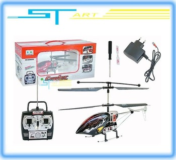 Free Shipping - 38cm 3ch Gyroscope System Plastic Body RC Helicopter 8003 with LED Lights QS8003 RTF with gyro radio control
