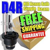 top quality free shipping D4R hid xenon bulbs car lamp 35W  normal colour  normal base